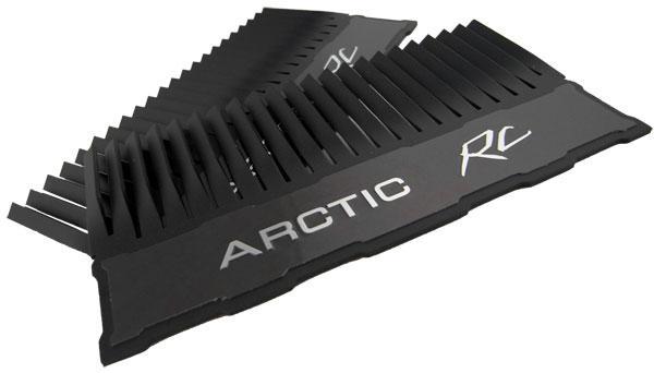 Arctic Cooling'den yeni bellek soğutucusu; Arctic RC