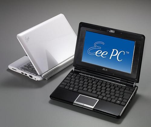 Asus Eee PC 904 HD modelinde Celeron M işlemciye dönüyor?