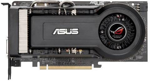 Asus'dan GeForce 9600GT Matrix; Akıllı süper hybrid motoruyla otomatik kontrol