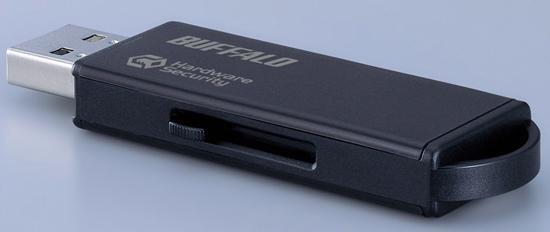 Buffalo'dan donanımsal şifreleme yapabilen yeni usb bellekler