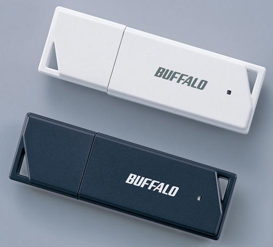 Buffalo hazırladığı yeni usb belleklerini duyurdu