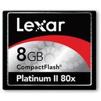 Lexar, Premium ve Platinum II serisi 16GB kapasiteli bellek kartlarını duyurdu