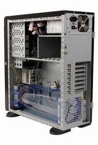 Enermax' tan big tower kasa soğutmasına sahip midi kasa - Enermax CS-718 serisi
