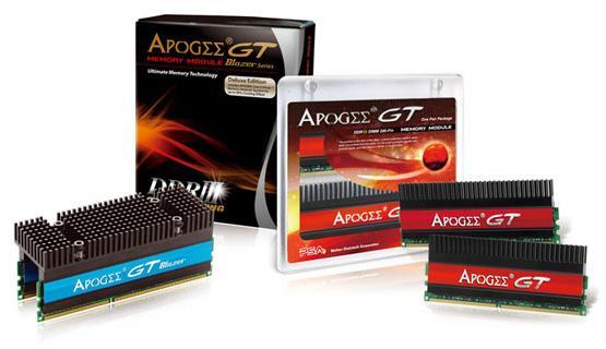 Chaintech'den EPP destekli DDR2 ve DDR3 bellek kitleri