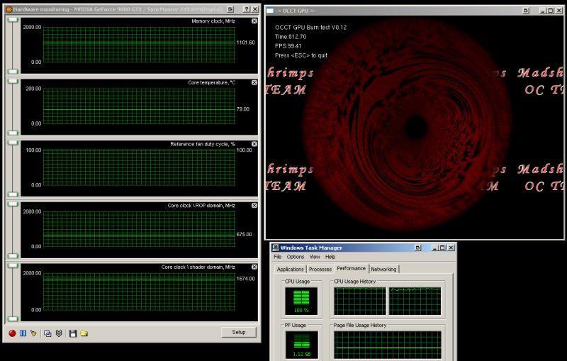 OCCT'nin yeni versiyonu GPU stabilite testi de içeriyor