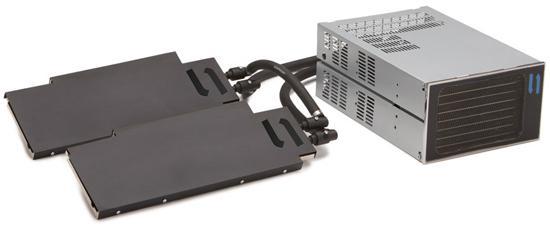 CoolIT'den GeForce GTX 200 seris için komple su soğutma çözümü