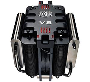 Cooler Master yeni işlemci soğutucusu V8'i duyurdu