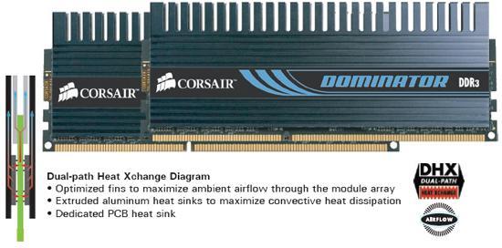 Computex'e doğru: Corsair'den 2000MHz'de çalışan 4GB'lık DDR3 kiti