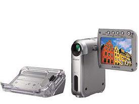 Sony den dünyanın en küçük dijital kamerası ; DCR-PC55E / 53E