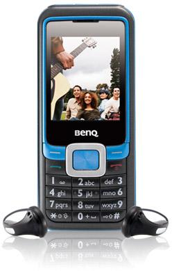 Benq C36; müzik odaklı cep telefonu