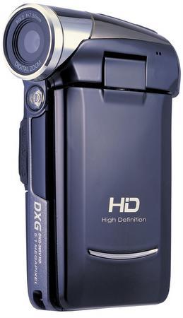 DXG'den 169$'lık HD video kamera