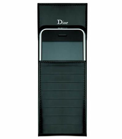 Dior'dan iPhone'a özel deri kılıflar
