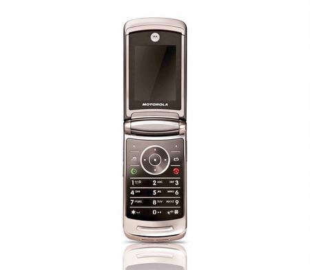 Motorola RAZR2 V8: Pink-Silver edition