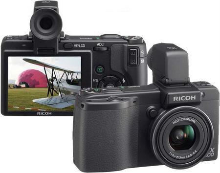 Ricoh'dan üst seviye kompakt kamera: GX200