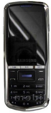 Samsung'dan 10 mm kalınlığında müzik telefonu: M3510