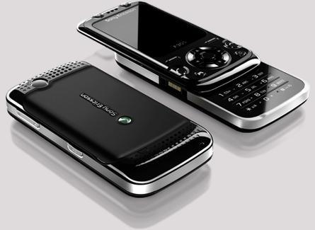 Sony Ericsson F305; oyun severlere özel cep telefonu