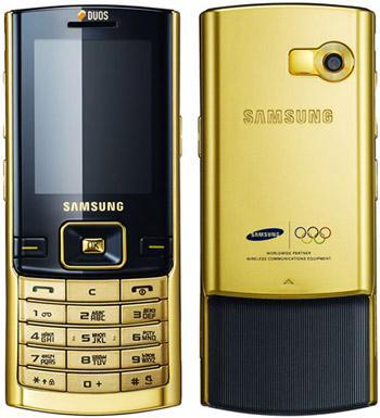 Samsung D780 DuoS; Rus olimpiyat takımına özel telefon
