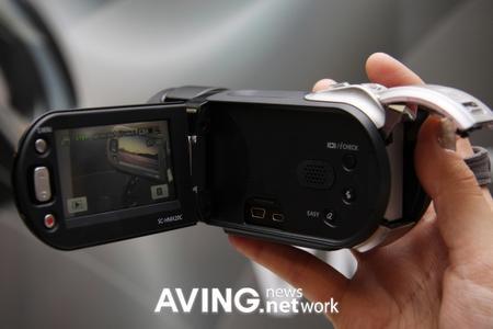 Samsung'dan Full HD video kamera: VM-HMX20