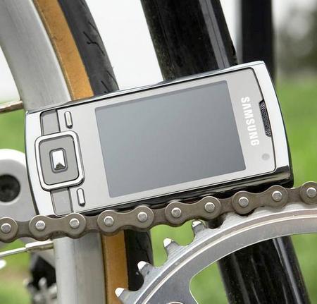 Samsung'un DVB-H destekli telefonu P960 hakkında yeni detaylar