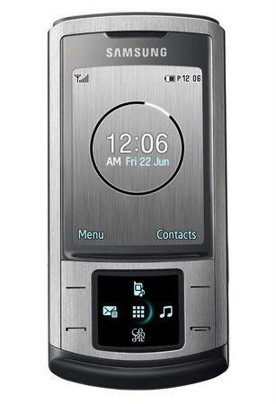 Samsung U900 Soul'un dağıtımına başlandı