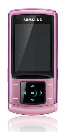 Samsung U900 Soul'a pembe renk seçeneği eklendi
