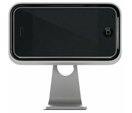 iCooly'den iPhone 3G için mini sehpa