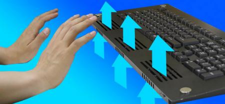 Thanko'dan üç fanlı klavye; yaz sıcaklarından bunalananlara