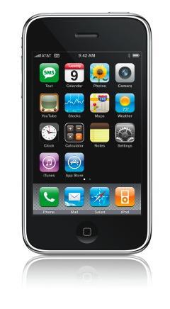 iPhone 3G, 1 milyon satış barajını aştı