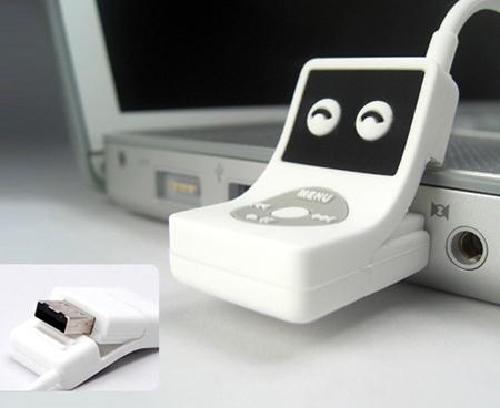 Boysstuff'tan iPod hayranları için USB bellek