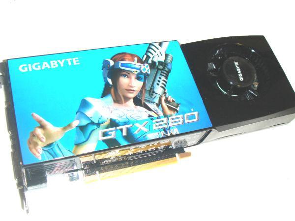 Gigabyte'ın GeForce GTX 280 modeli ufukta göründü
