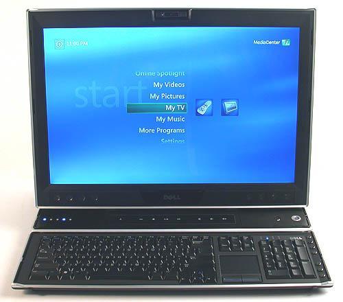 Dell XPS M2010 - Dell taşınabilirliğin sınırlarını zorluyor