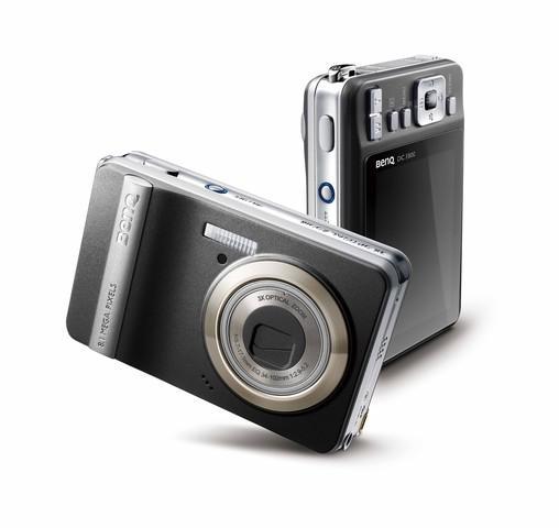 BenQ'dan yeni dijital kamera; DC E800