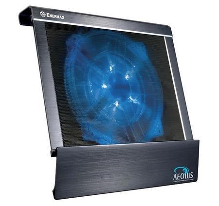 Enermax'dan dizüstü bilgisayarlara özel soğutma çözümü: CP001-B