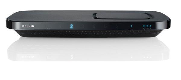 Belkin Flywire ile HD videolara kablosuz özgürlük