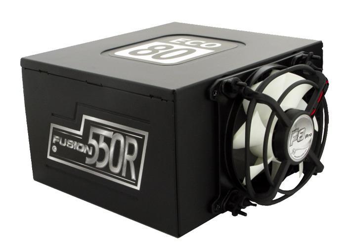 Arctic Cooling ilk güç kaynağı Fusion 550R'yi duyurdu