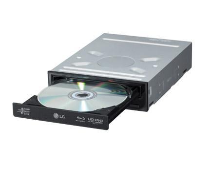 LG, Blu Ray'e yazıyor ve HD DVD okuyabiliyor