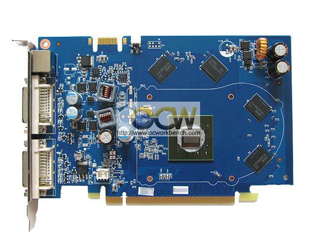 GeForce 9500GT G96 gpu'sunu kullanıyor ve 32x paralel işlem birimiyle geliyor