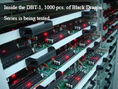 GeIL'in Black Dragon serisi bellekleri DBT Testini geçti
