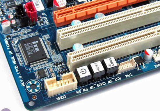 Gigabyte'ın P45 yonga setli P45-DS5 modeli ortaya çıktı