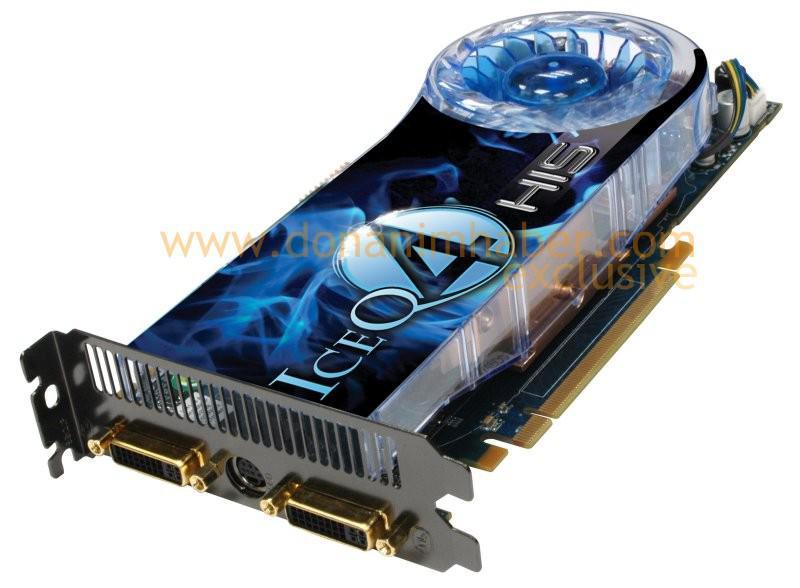 DH Özel: HIS Radeon HD 4850 ICEQ4 gün ışığına çıktı