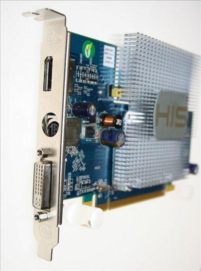 Computex 2008: HIS'den DisplayPort destekli HD 3450 ve PCI uyumlu HD 2400 Pro