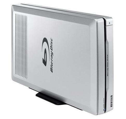 I-O Data 8x Kayıt yapabilen harici Blu-Ray yazıcısını kullanıma sunuyor