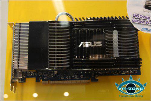 Computex 2008: Asus'dan 3 yeni GeForce 9600GT modeli