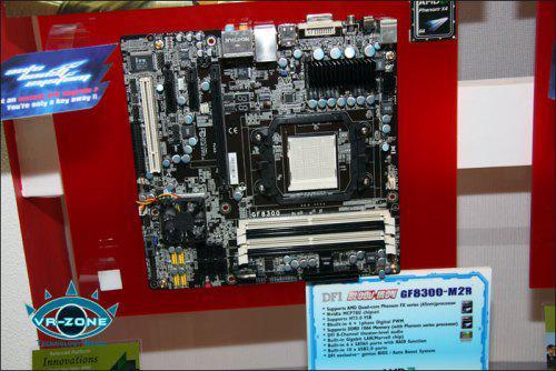 Computex 2008: DFI'ın AMD platformuna özel anakartları