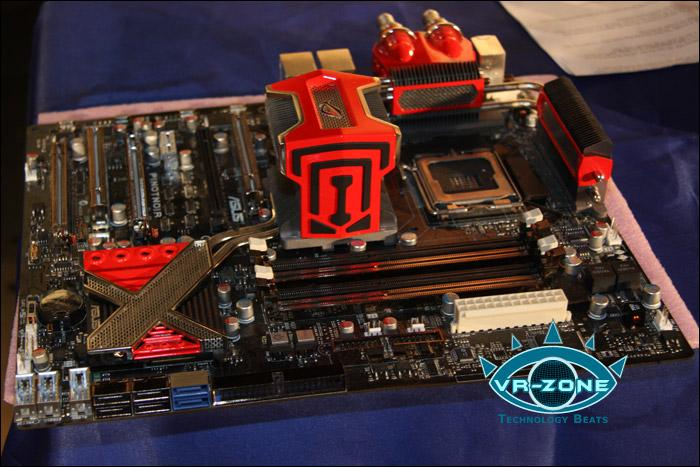 Computex 2008: Asus'dan nForce 790i SLI sürprizi Pinot Noir