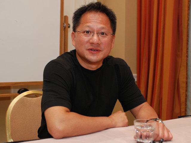 Nvidia CEO'su: 'Tek gpu'lu kartlar, çift gpu'lu çözümlerden daha verimli'