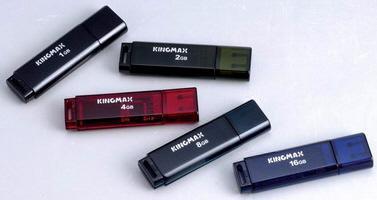 Kingmax PD07 serisi yeni usb belleklerini duyurdu