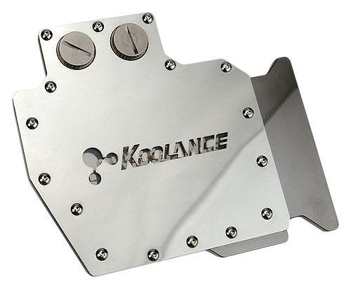 Koolance, Radeon HD 4800 serisi için hazırladığı su soğutma bloklarını duyurdu