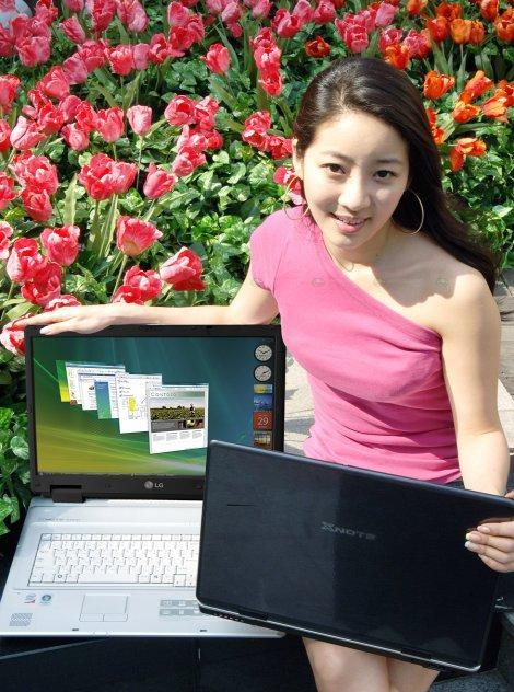 LG'den büyük ekranlı iki yeni dizüstü bilgisayar