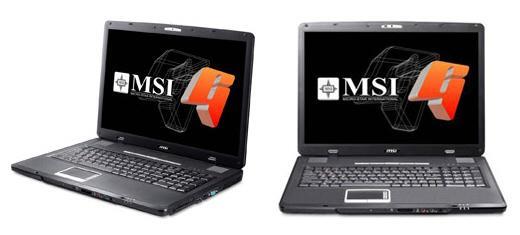 MSI'dan oyuncular için yeni dizüstü bilgisayar; GX705
